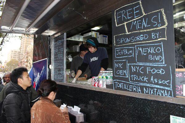 Hurricane Food Safety Trucks